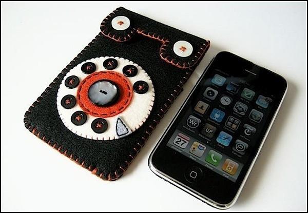 Обзор дизайнерских чехлов для мобильных