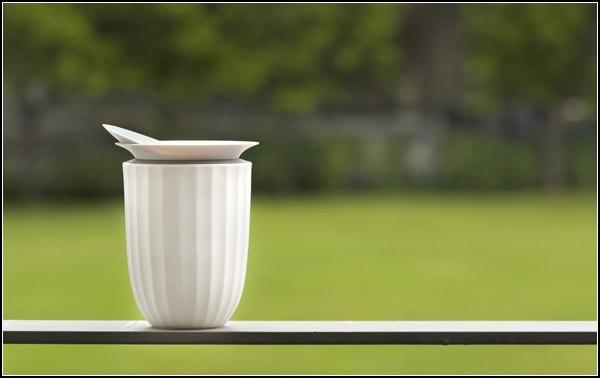 LOTUS Gaibei  - удобная чашка, не позволяющая чаинкам мешать чаепитию