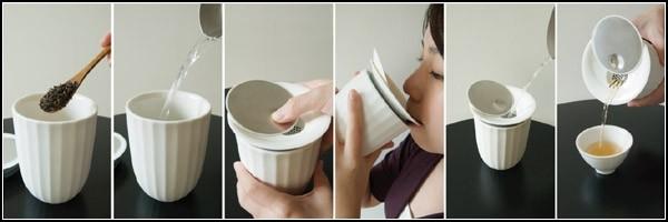 Такая удобная чашка помогает соблюдать традиции чаепития