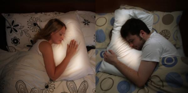 Pillow Talk - необычные гаджеты-подушки для влюбленных