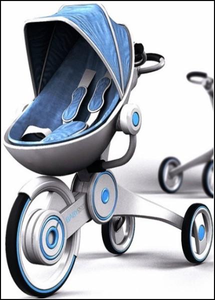 Babyoom –  больше, чем просто детская коляска. Экономия и функциональность надолго