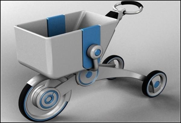 Babyoom - многофункциональная детская коляска-трансформер для экономных родителей