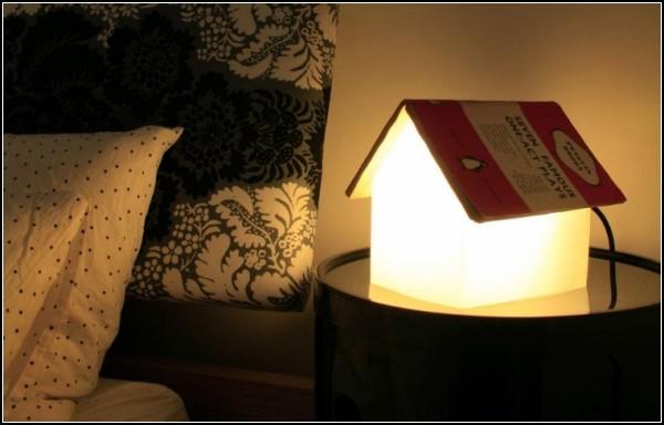 BOOK REST LAMP  - прекрасная прикроватная лампа-закладка книголюба