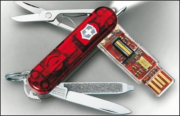 Швейцарский нож с цифровой начинкой