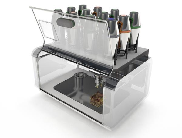 Cornucopia: Digital Gastronomy. Трехмерная печать начинает революцию в кулинарии
