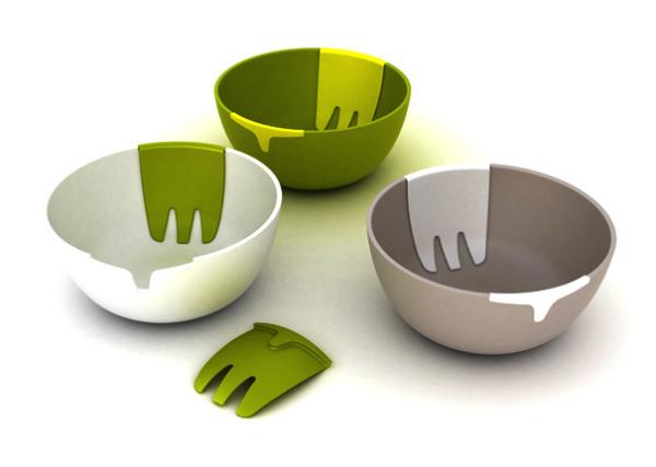 Плошки-матрешки - чудеса эргономичности на кухне