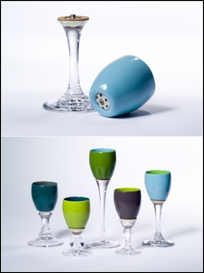 Железная хватка! Набор чашек для большой компании