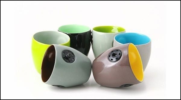 Чашки. можно использовать как по прямому назначению, так и сообружать из них новые...
