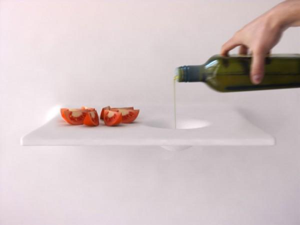 Современная кухня в работе