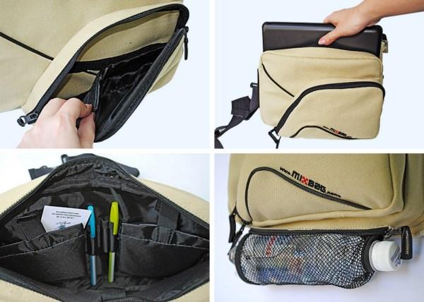 варианты сумки Mixbag