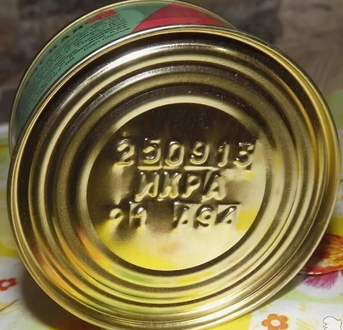 Выпуклые цифры говорят о высоком качестве продукта. / Фото: Zen.yandex.ru