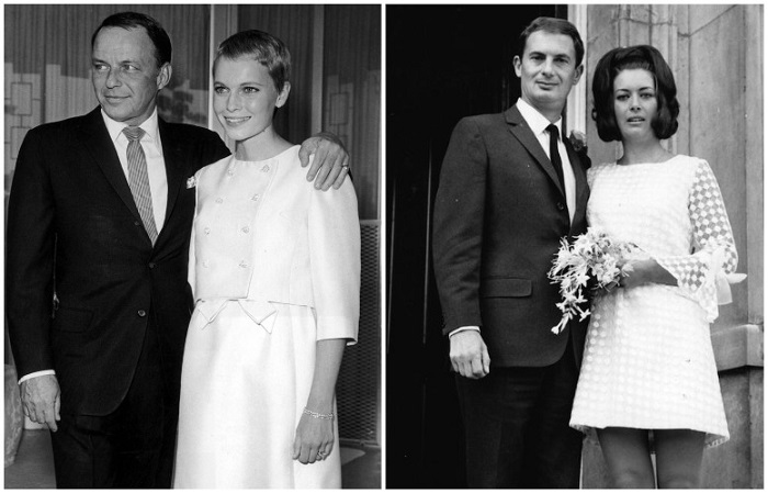 Свадебные платья в стиле унисекс и минимализм