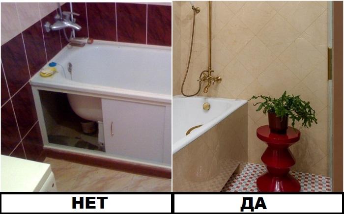 7 ошибок ремонта, которые делают ванной неудобной и непрактичной