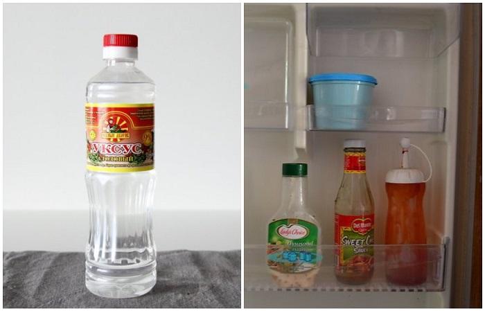 Уксус и соусы отличаются большим сроком годности. / Фото: