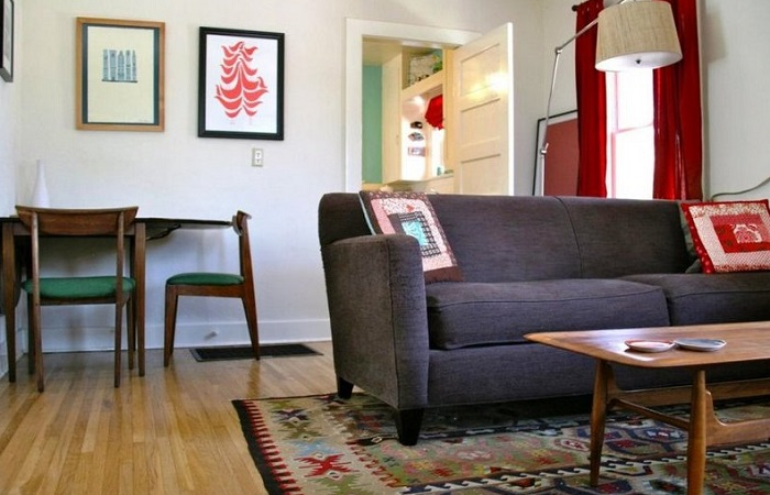 Мебели, похожей на советскую, не место в вашей квартире. / Фото: domechti.ru