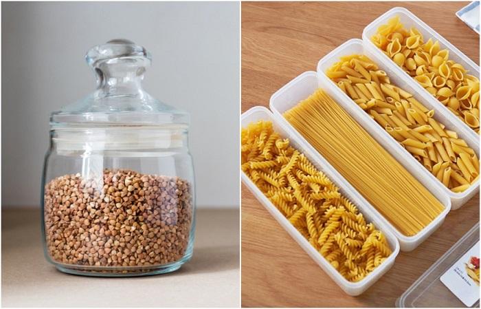 На черный день: какие продукты можно хранить много месяцев, а какие лучше съесть сразу