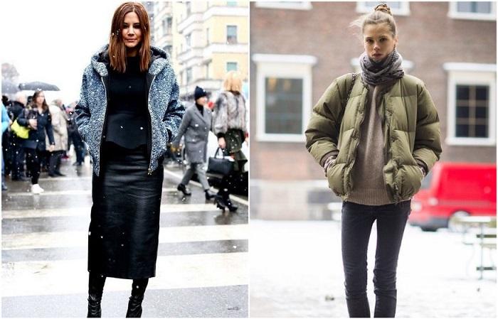 Юбка-карандаш и джинсы-скинни зимой не будут в моде