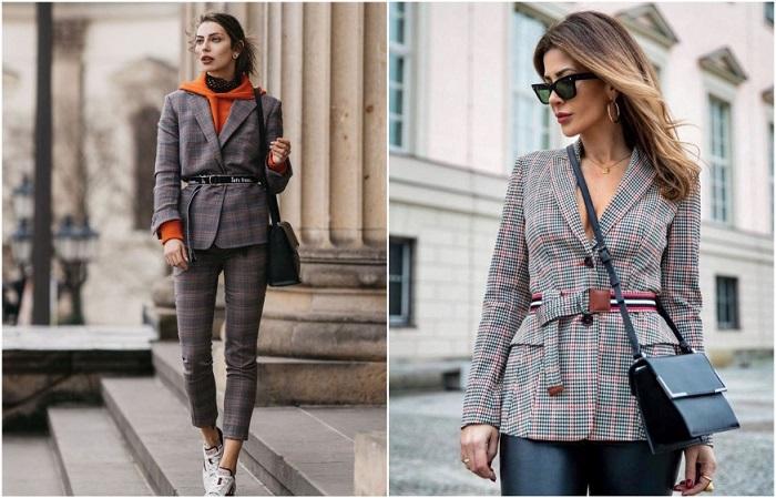 Пиджаки всегда в моде