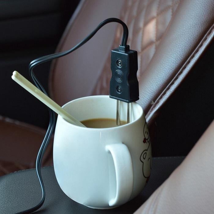 Кипятильник позволяет пить чай в номере в любое время суток. / Фото: irecommend.ru