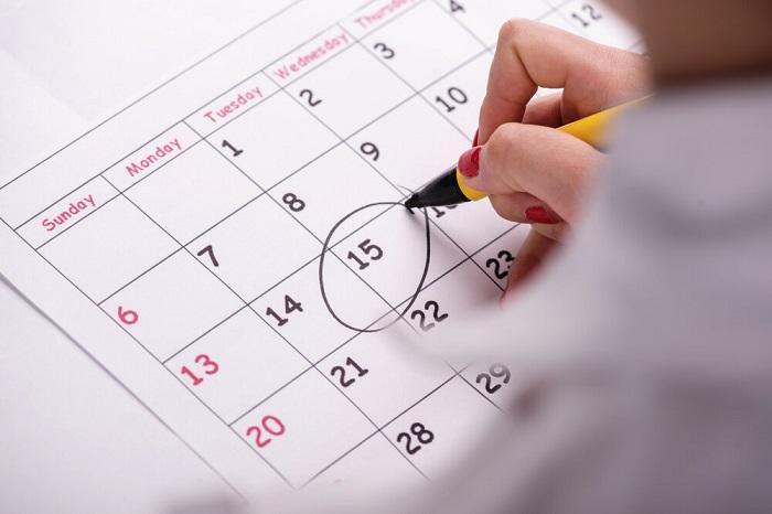 Выбранная дата должна подходить по всем критериям. / Фото: Zen.yandex.ru