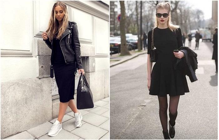 Маленькое черное платье - обязательный элемент женского гардероба