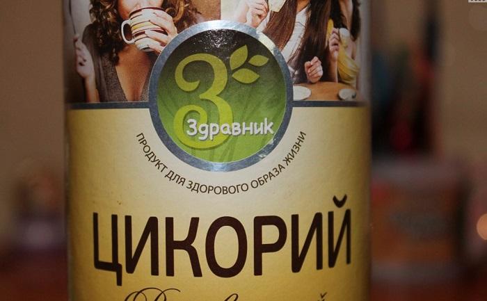 Цикорий в пластиковой упаковке быстро впитывает влагу. / Irecommend.ru