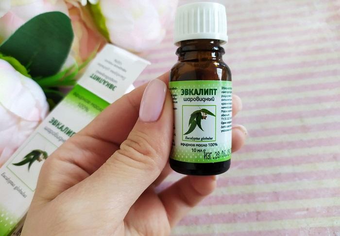 Эвкалиптовое масло помогает при различных заболеваниях. / Фото: irecommend.ru