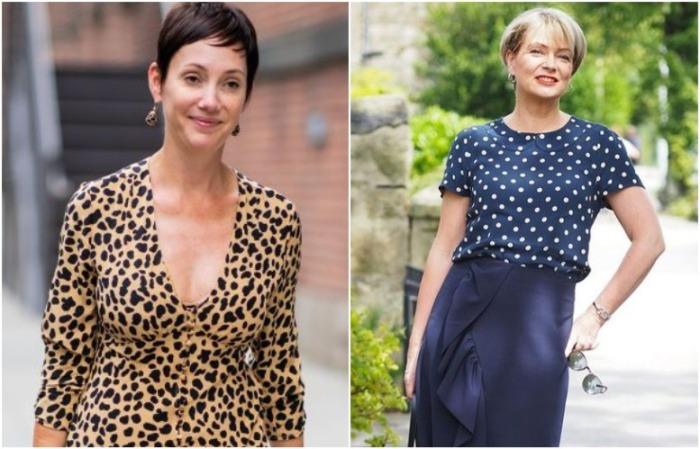 7 блуз, в которых дамы 45+ выглядят старомодно