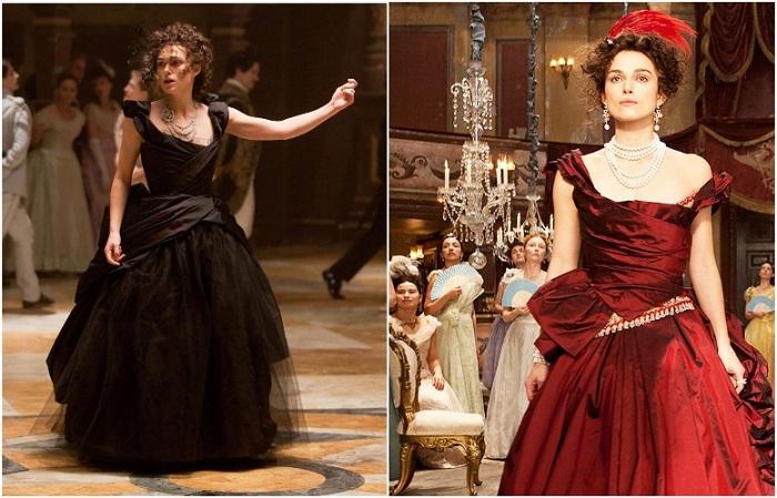 Цвет платьев Анны Карениной зависел от ее настроения