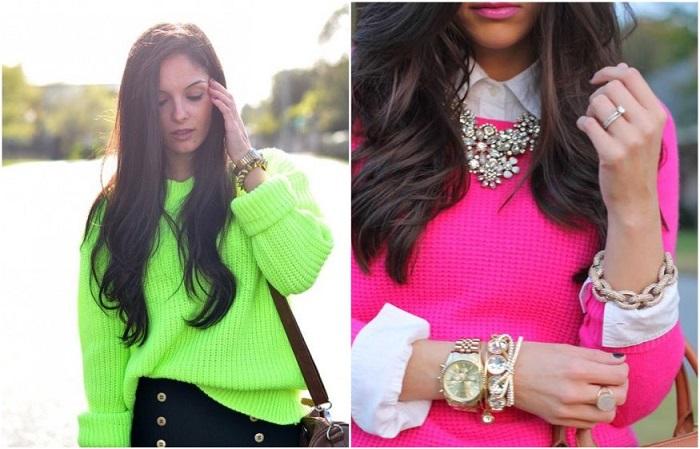 Яркие цвета быстро надоедают и выходят из моды