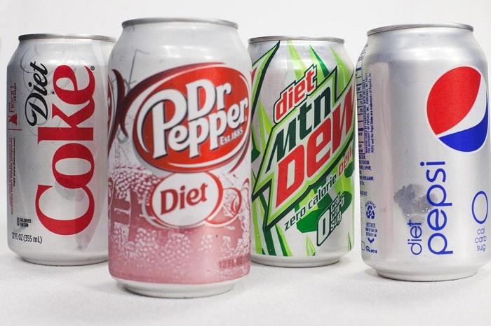 Вместо сахара используются искусственные подсластители. / Фото: Zen.yandex.ru