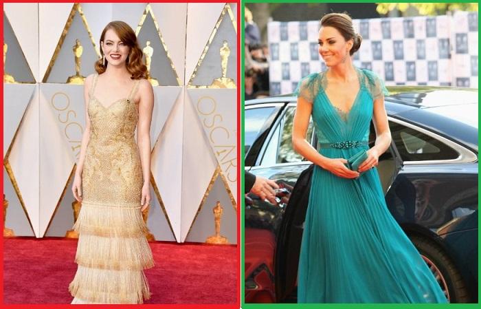 Кейт Миддлтон часто надевает одно и то же платье несколько раз