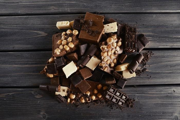 Каждый вид шоколада по-своему полезен. / Фото: zastavki.com