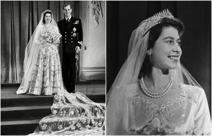 Принцесса Елизавета не знала, что диадема раньше была ожерельем