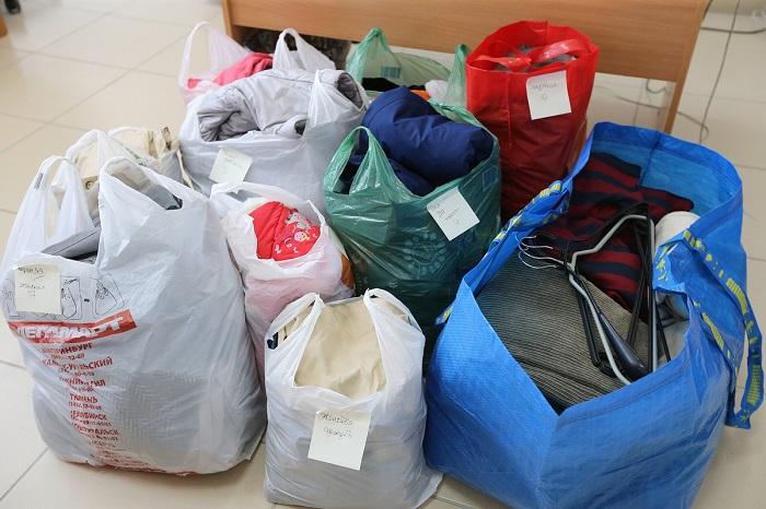 Ненужные вещи отдавайте на благотворительность. / Фото: Ekaterinburg.bezformata.com