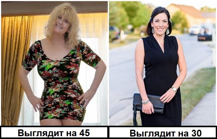 Яркие мини-платья смотрятся неуместно на взрослых женщинах