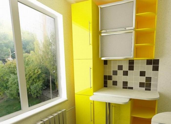 Узкие шкафы занимают меньше места. / Фото: Pinterest.co.uk