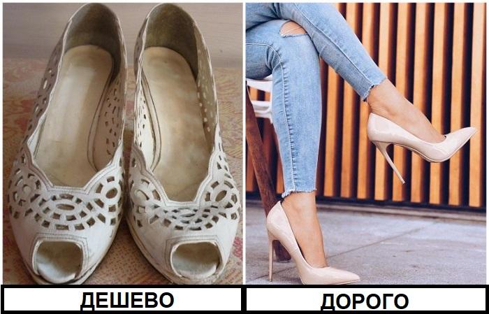 За состоянием обуви нужно тщательно следить