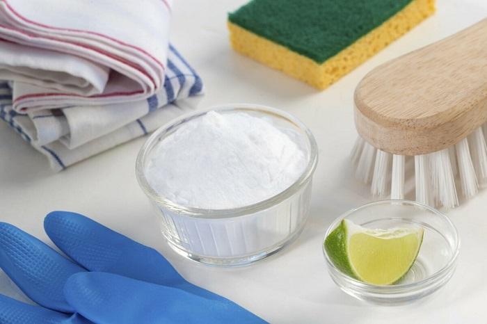 Сода - лучший помощник любой хозяйки. / Фото: zen.yandex.ru