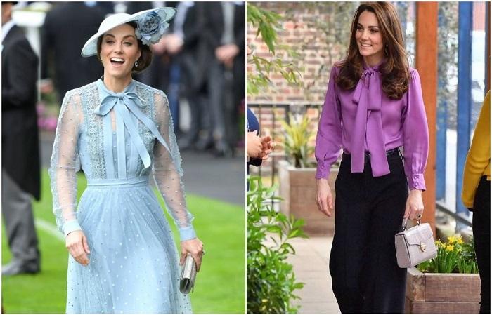 Новый стиль герцогини Кембриджской