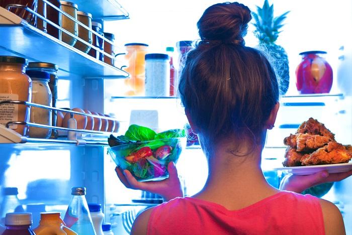 Все продукты должны быть упорядочены. / Фото: nastroy.net