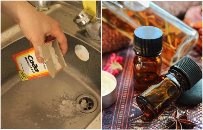 Эфирные масла наполнят кухню приятным ароматом