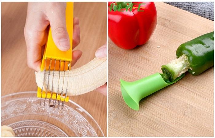 Девайсы являются функциональными, но их можно заменить обычным ножом