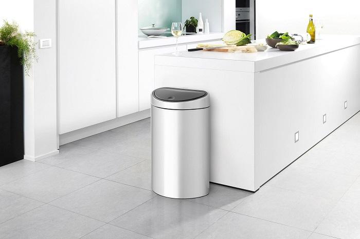 Опция охлаждения в мусорном ведре поможет устранить неприятные запахи. / Фото: yellowhome.ru
