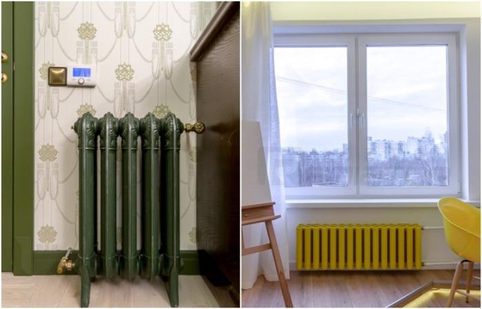 Радиаторы отопления нужно красить термостойкой краской