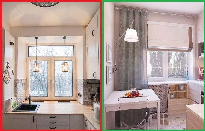 Окна без штор не ассоциируются с уютом