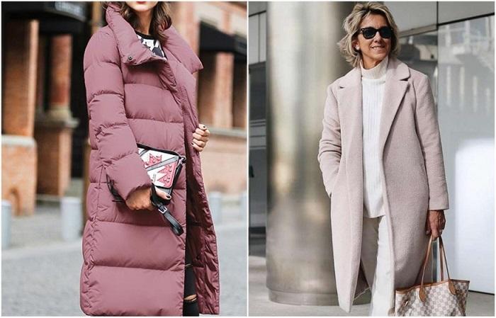 Пальто оверсайз и пуховики-коконы лучше, чем стандартная верхняя одежда