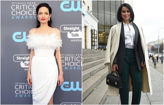 Анджелина Джоли и Тина Канделаки выбирают декор и многослойность