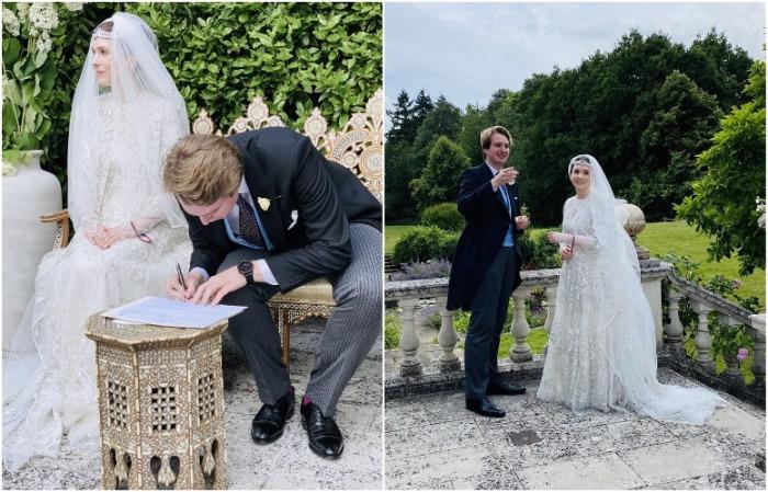 Принцесса Райя и Нед Донован перенесли торжество из Иордании в Великобританию