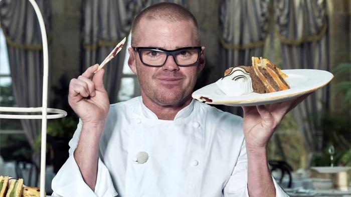 Английский шеф-повар Хестон Блюменталь. / Фото: factroom.ru